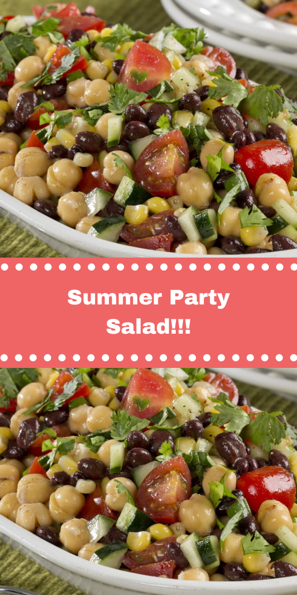 Summer Party Salad!!!